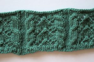 Cables and Lace (2)