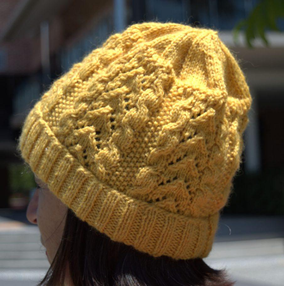 Rose's hat