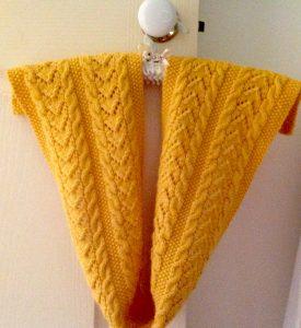 Rose's scarf